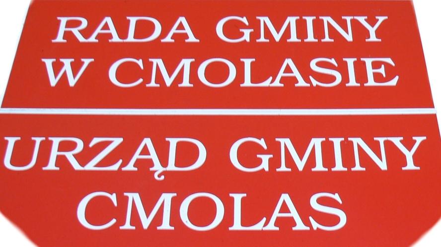 I Sesja Rady Gminy w Cmolasie